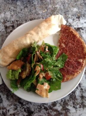 Bye Bye Pizza Night- Make Your Own Shawarma isHealthier!