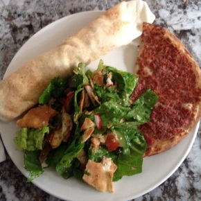 Bye Bye Pizza Night- Make Your Own Shawarma is Healthier!
