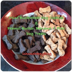 Clean Eating Christmas Dog Treats