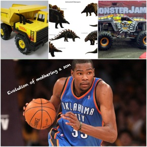 Backhoes to Kevin Durant